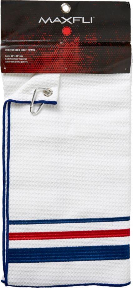 Maxfli Americana Microfiber Towel