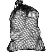 Maxfli White Practice Balls & Mesh Bag – 18 Pack