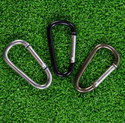 Maxfli Carabiner Clips - 3 Pack