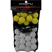 Maxfli Foam & Plastic Practice Golf Balls – 36 Pack