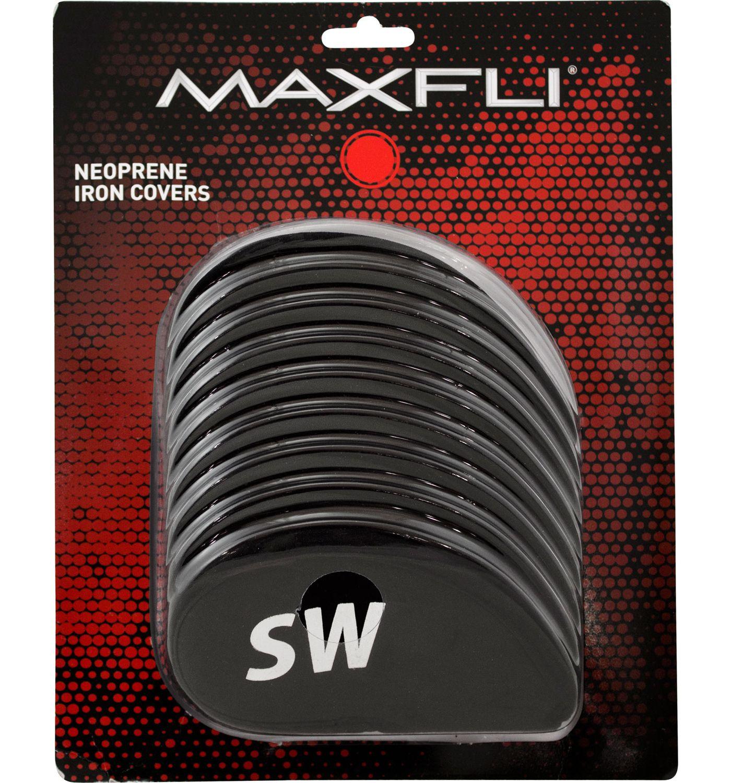 Maxfli Neoprene Iron Covers - 9 Pack