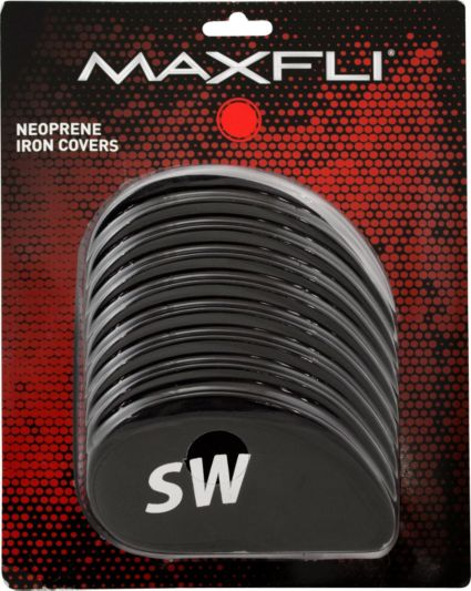 Maxfli Neoprene Iron Covers - 9 Pack