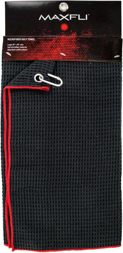 Maxfli Microfiber Towel