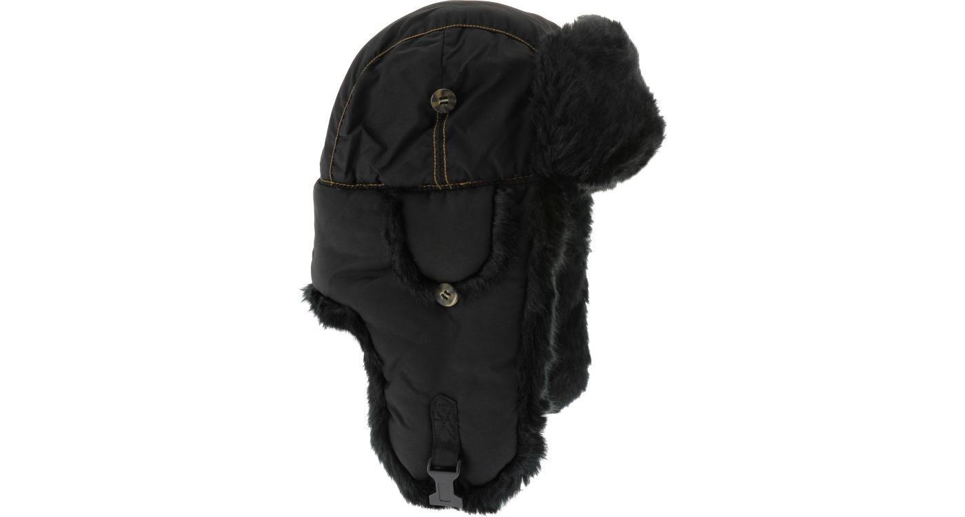 Mad Bomber Men's Faux Fur Hat
