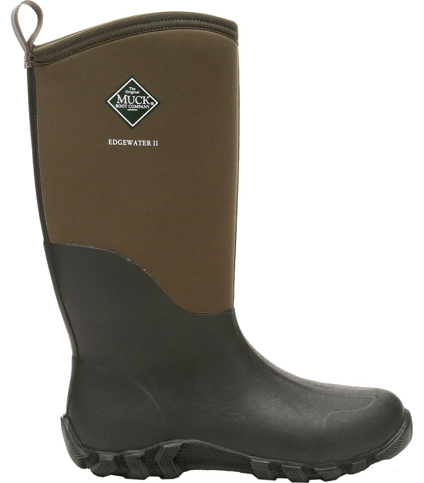 Muck Boots Men's Edgewater II Tall Rubber Boots