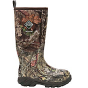 Muck Boots Men's Arctic Pro Mossy Oak Break-Up Rubber Hunting Boots