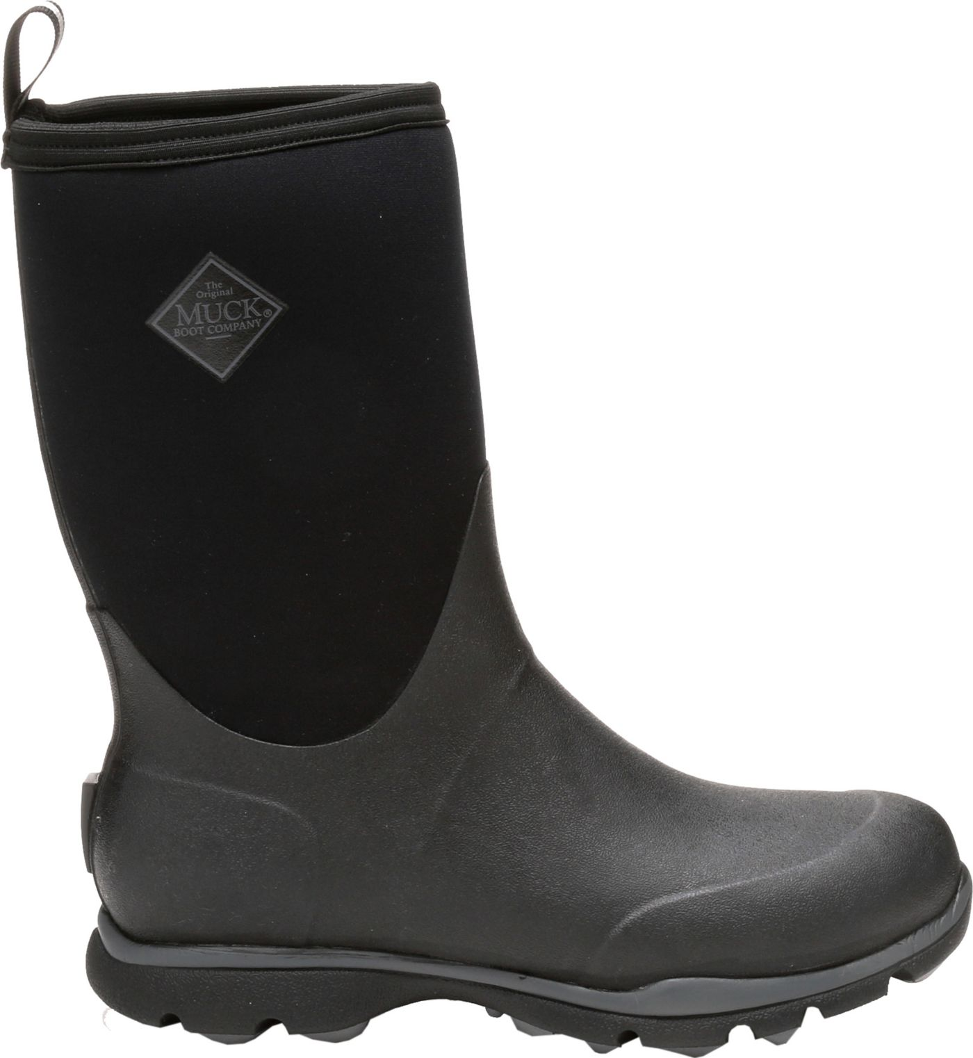 Muck Boots Men's Arctic Excursion Mid Waterproof Winter Boots