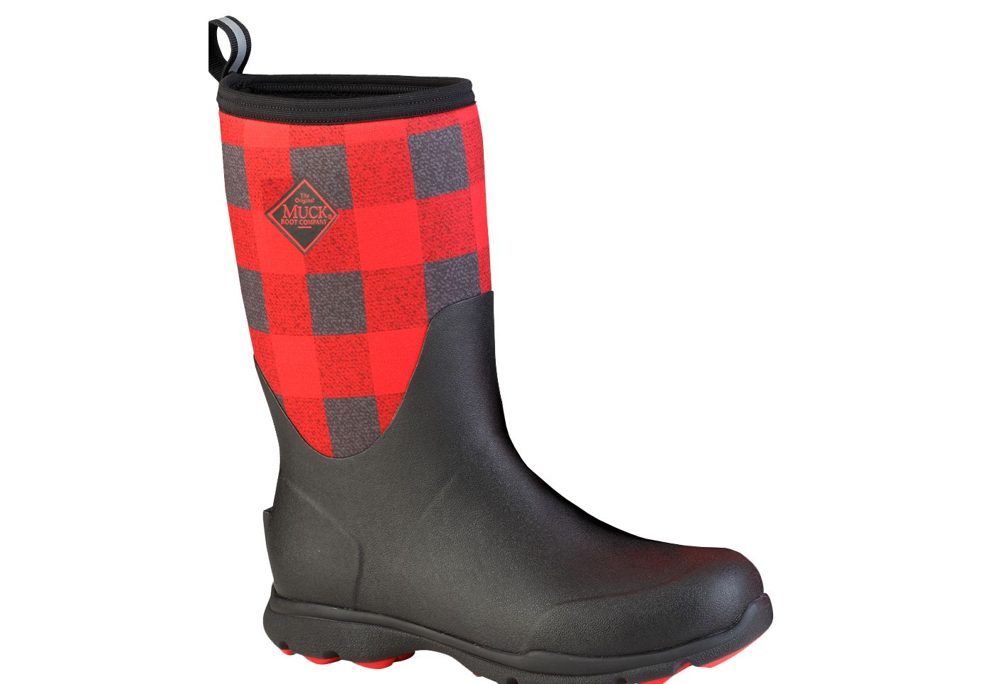 Muck Boots Men's Arctic Excursion Mid Waterproof Winter Boots