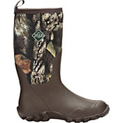 Muck Boots Men's Woody Blaze Cool Waterproof Rubber Hunting Boots
