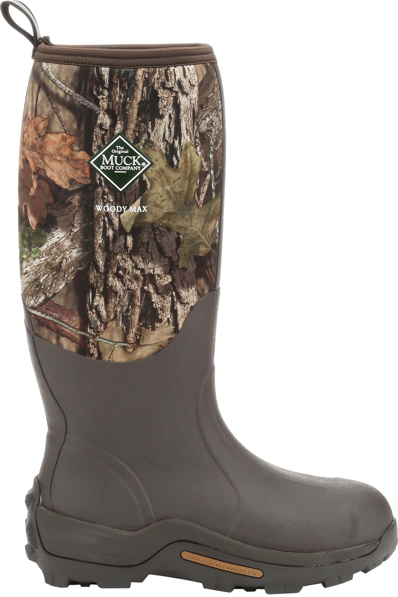 Muck Boots Men S Woody Max Insulated Rubber Hunting Boots