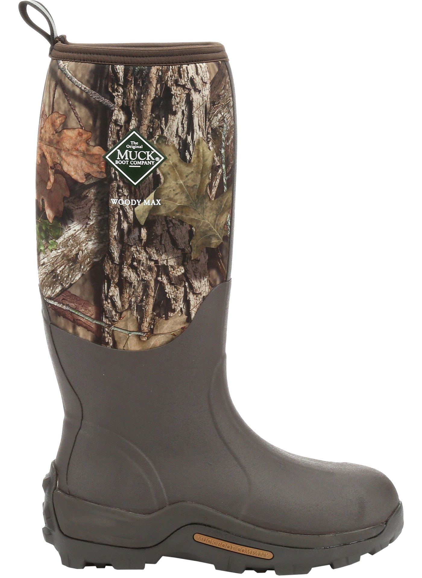 Muck Boots Men's Woody Max Insulated Waterproof Hunting Boots