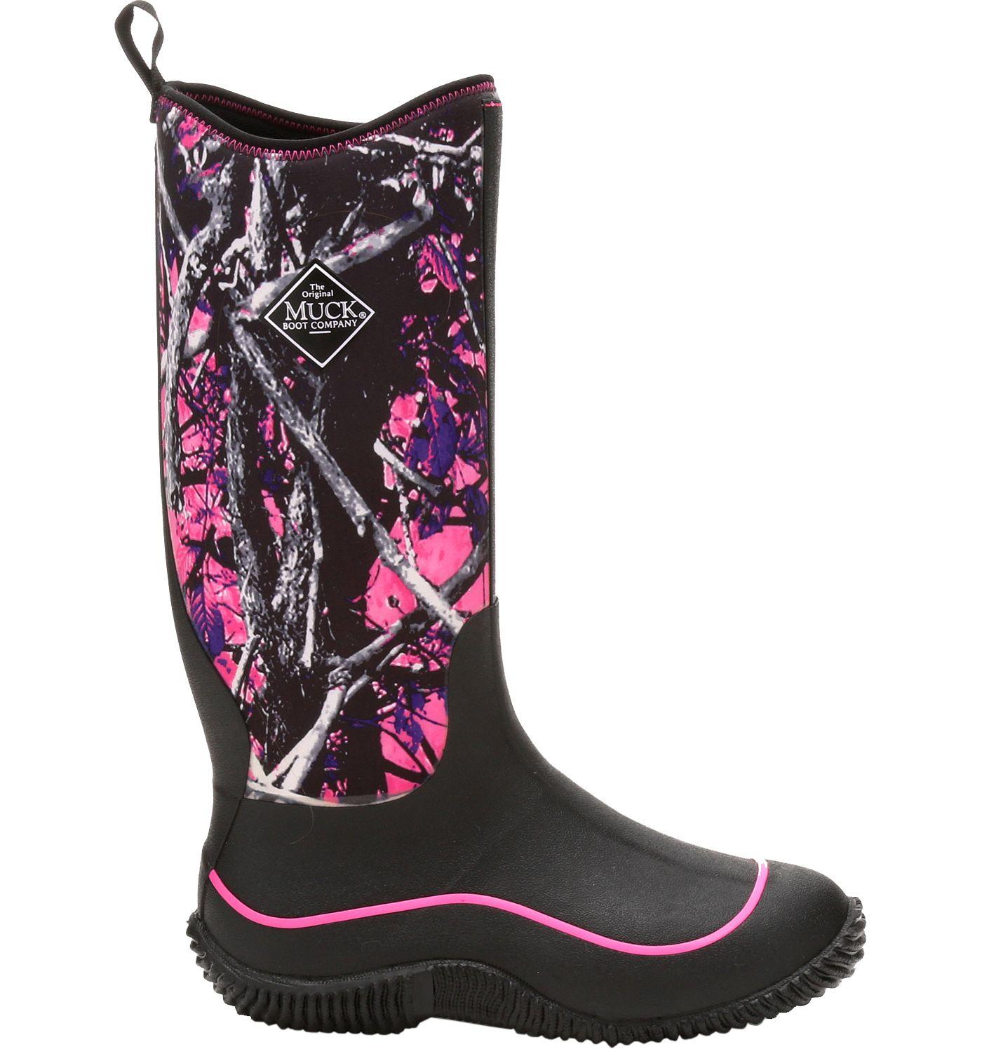 Muck Boot Women's Hale Muddy Girl Waterproof Winter Boots