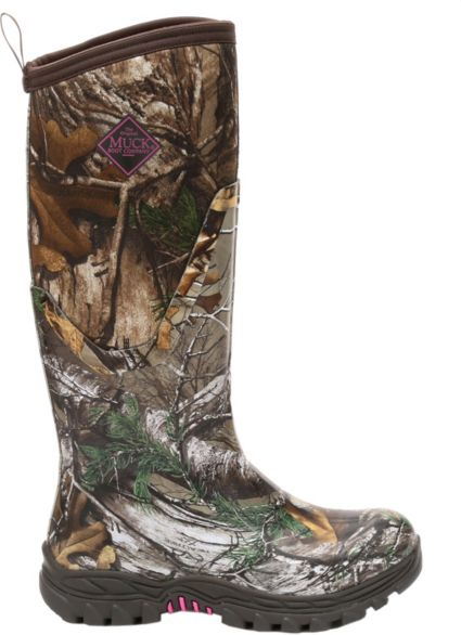 5ab662688 Muck Boots Women s Arctic Hunter Tall Realtree Xtra Rubber Hunting ...