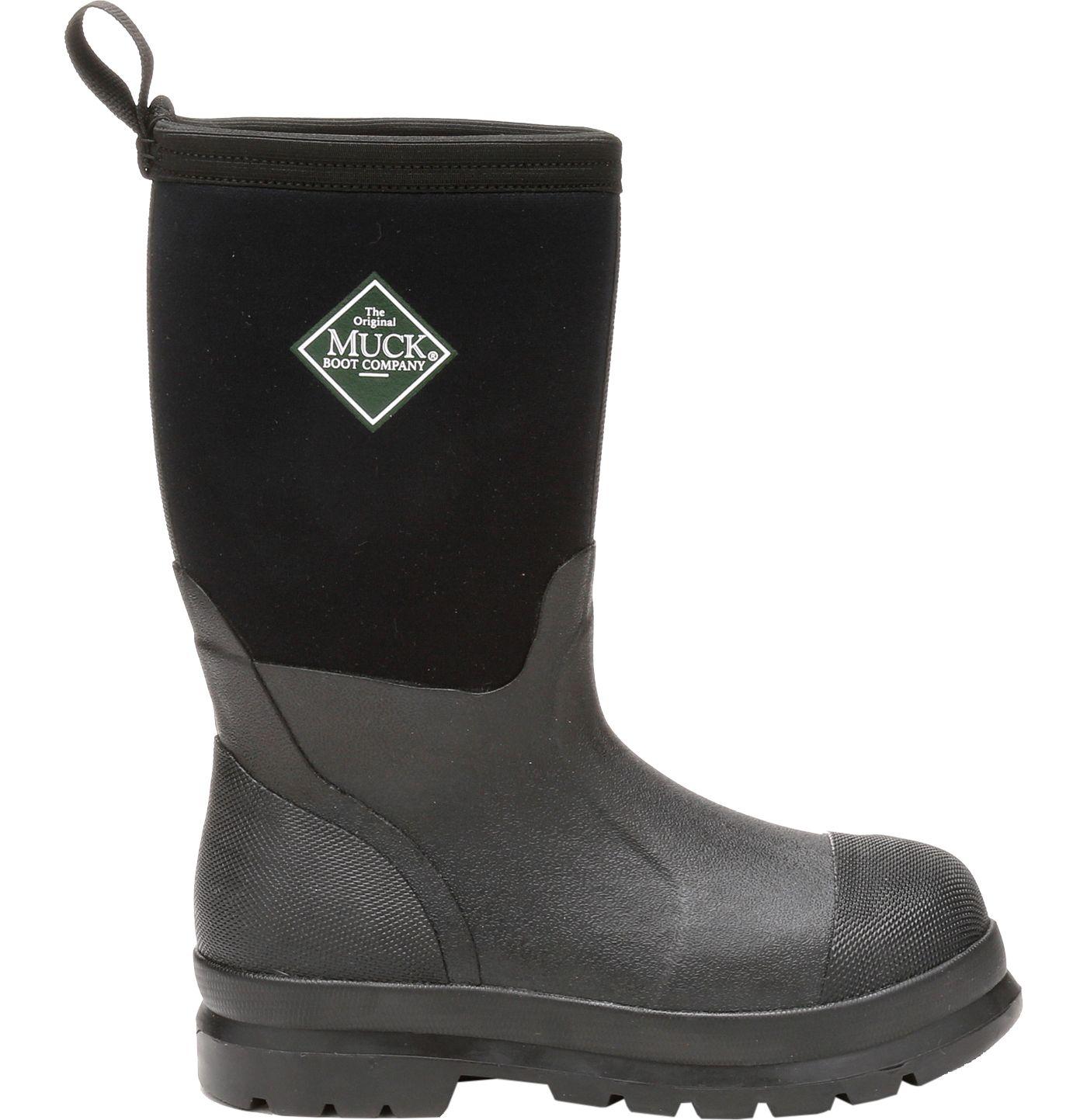 Muck Boots Kids' Chore Insulated Waterproof Work Boots