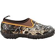 Muck Boots Kids' Muckster II Low Realtree Xtra Rain Boots