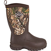 Muck Boots Kids' Rugged II Outdoor Waterproof Sport Boots