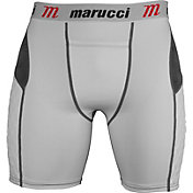 Marucci Boys' Padded Baseball Sliding Shorts w/ Cup