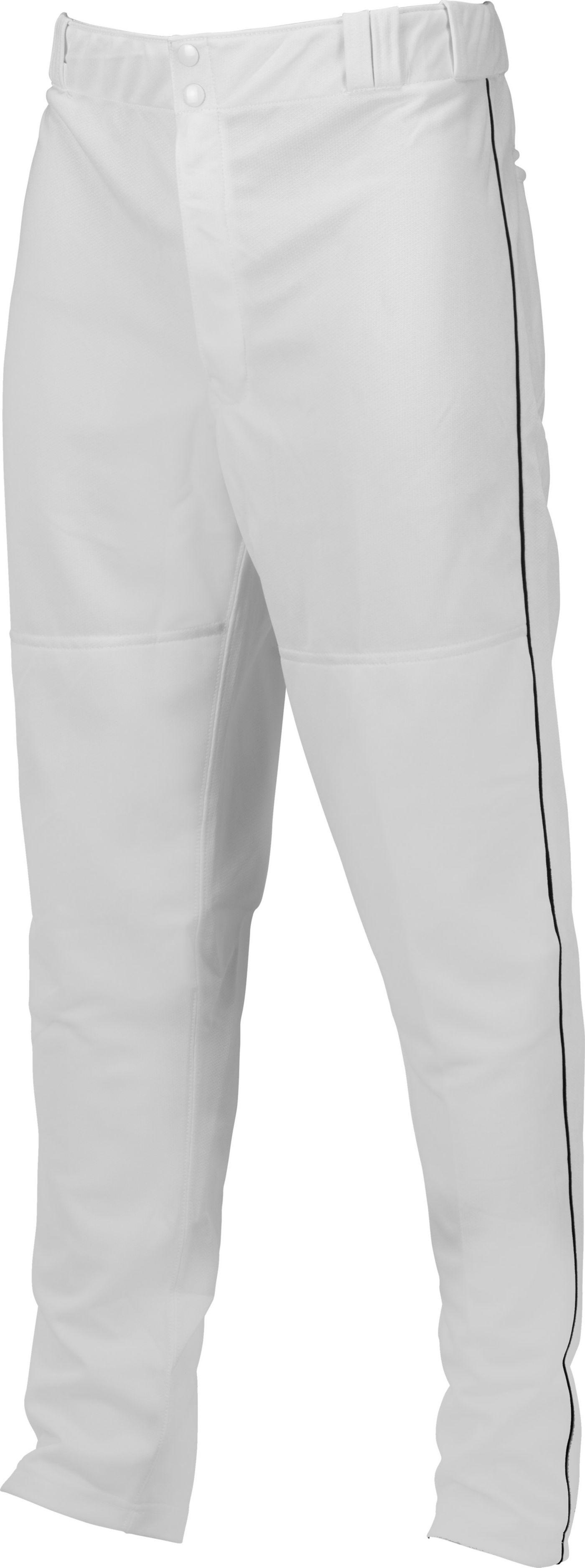 Marucci Men's Double Knit Piped Baseball Pants