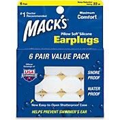Mack's Pillow Soft Earplugs- 6 Pair