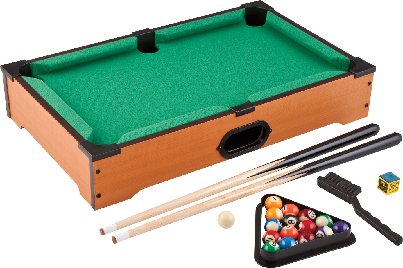 Mainstreet Classics Sinister Table Top Billiards DICKS Sporting Goods - Dicks sporting goods pool table