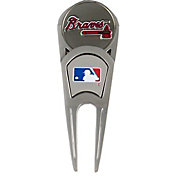 McArthur Sports Atlanta Braves Divot Repair Tool and Ball Marker