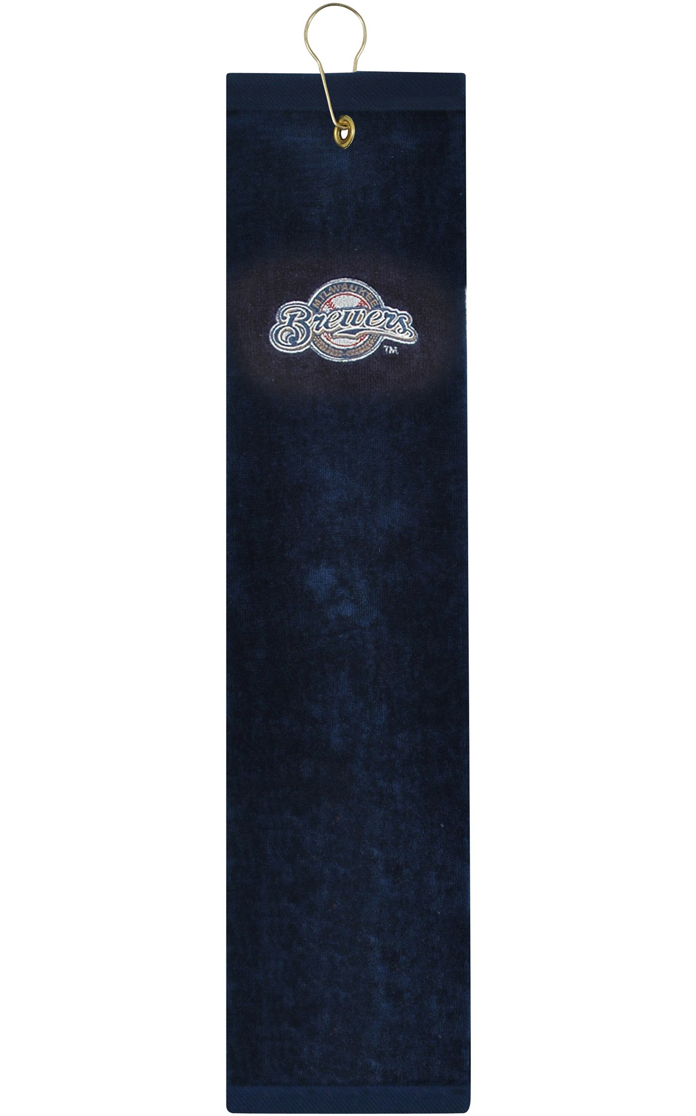 McArthur Sports Milwaukee Brewers Embroidered Golf Towel