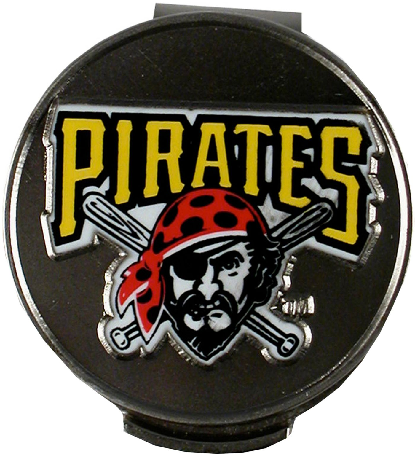 McArthur Sports Pittsburgh Pirates Hat Clip And Ball Marker
