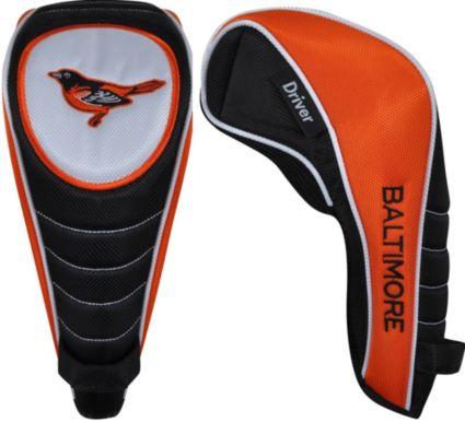 McArthur Sports Shaft Gripper Baltimore Orioles Driver Headcover