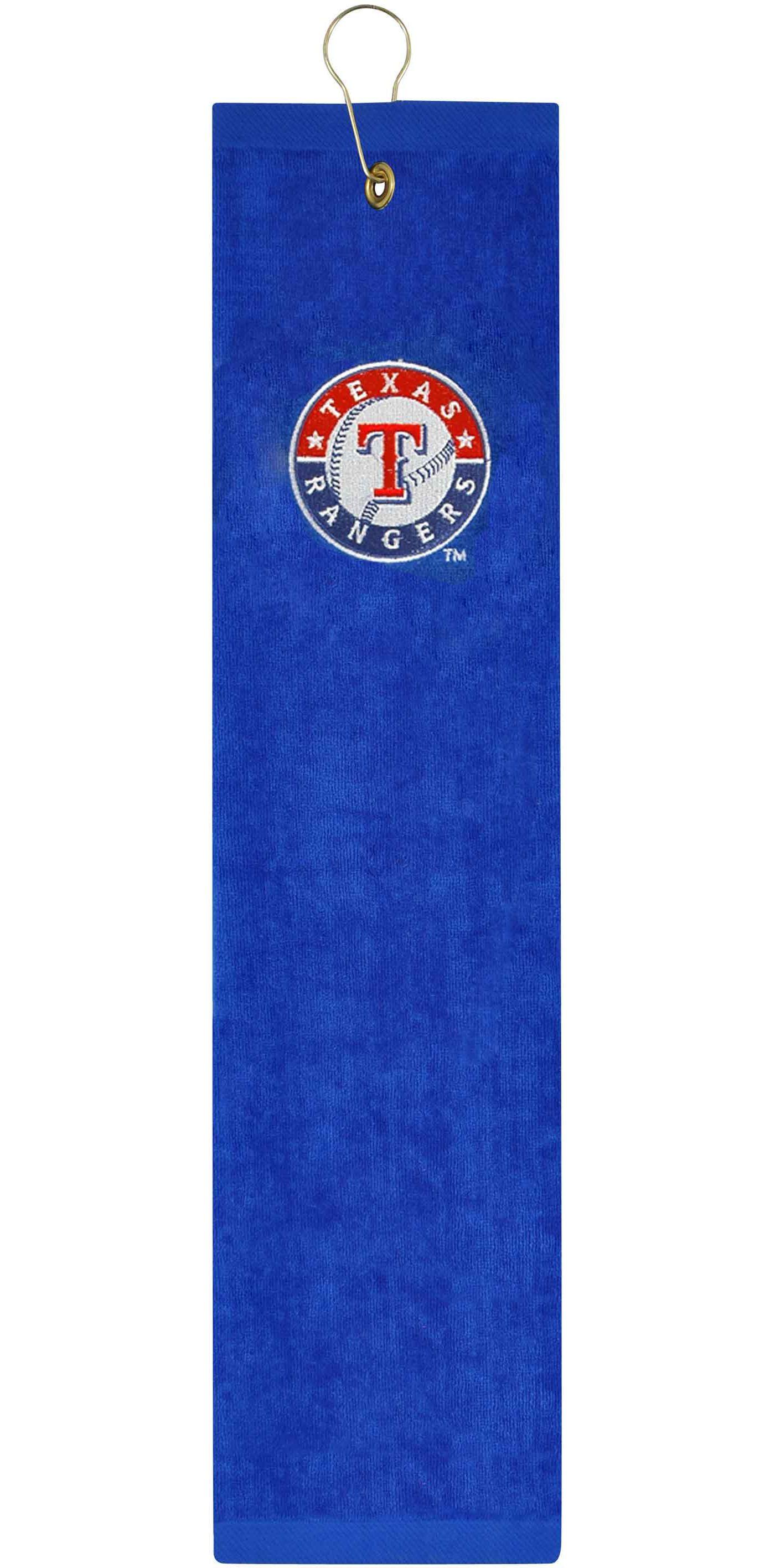 McArthur Sports New York Rangers Embroidered Tri-Fold Towel