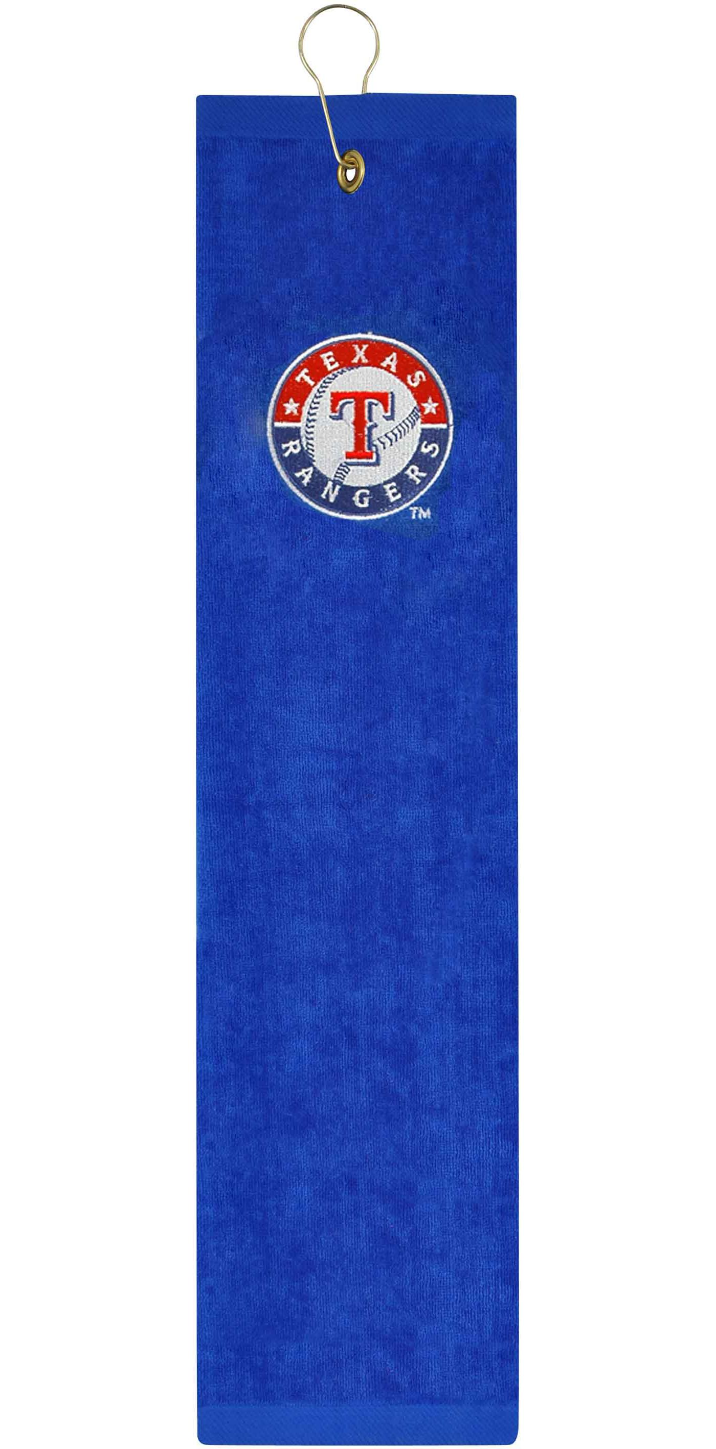 McArthur Sports New York Rangers Embroidered Tri-Fold Towel