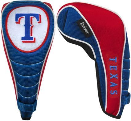 McArthur Sports Shaft Gripper Texas Rangers Driver Headcover