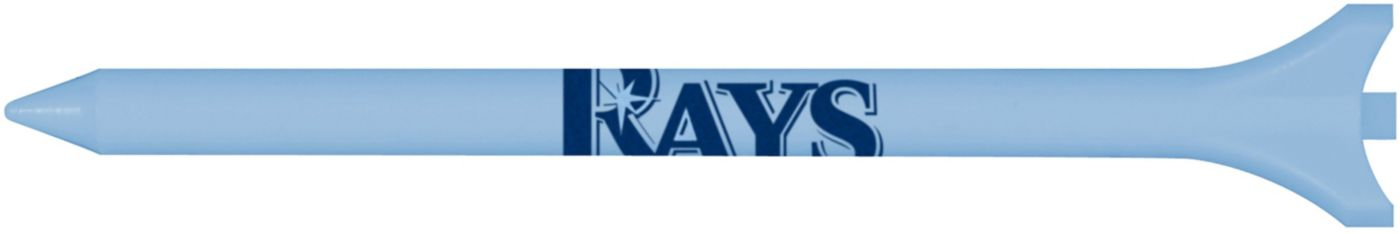 """McArthur Sports Tampa Bay Rays 2.75"""" Golf Tees - 50 Pack"""