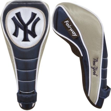McArthur Sports Shaft Gripper New York Yankees Fairway Headcover