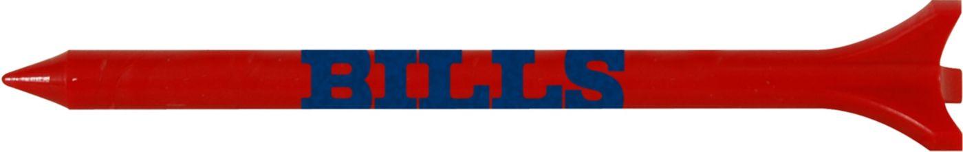 McArthur Sports Buffalo Bills 2-3/4'' Golf Tees – 50 Pack