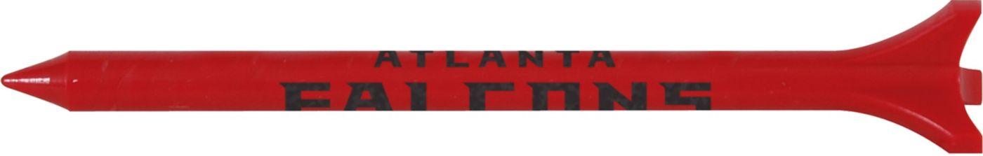 McArthur Sports Atlanta Falcons 2-3/4'' Golf Tees – 50 Pack