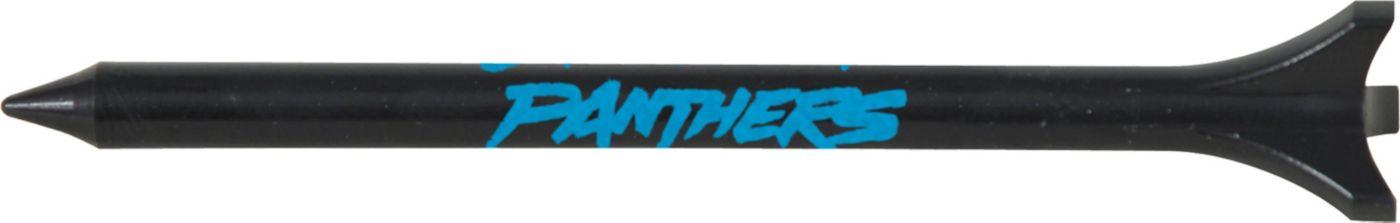McArthur Sports Carolina Panthers 2 3/4'' Golf Tees - 50 Pack