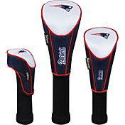 McArthur Sports New England Patriots 3-Pack Headcovers