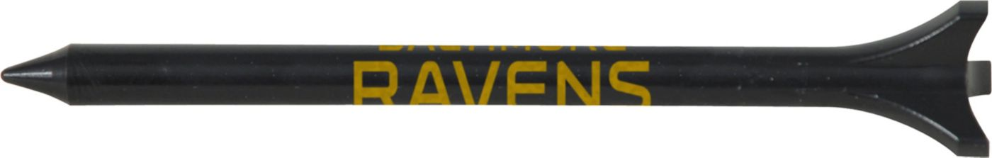 McArthur Sports Baltimore Ravens 2-3/4'' Golf Tees – 50 Pack