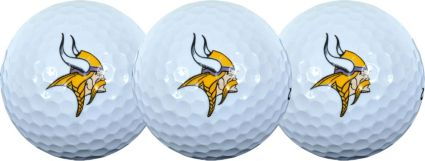 McArthur Sports Minnesota Vikings Golf Balls - 3 Pack