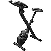 Marcy NS-654 Foldable Upright Exercise Bike