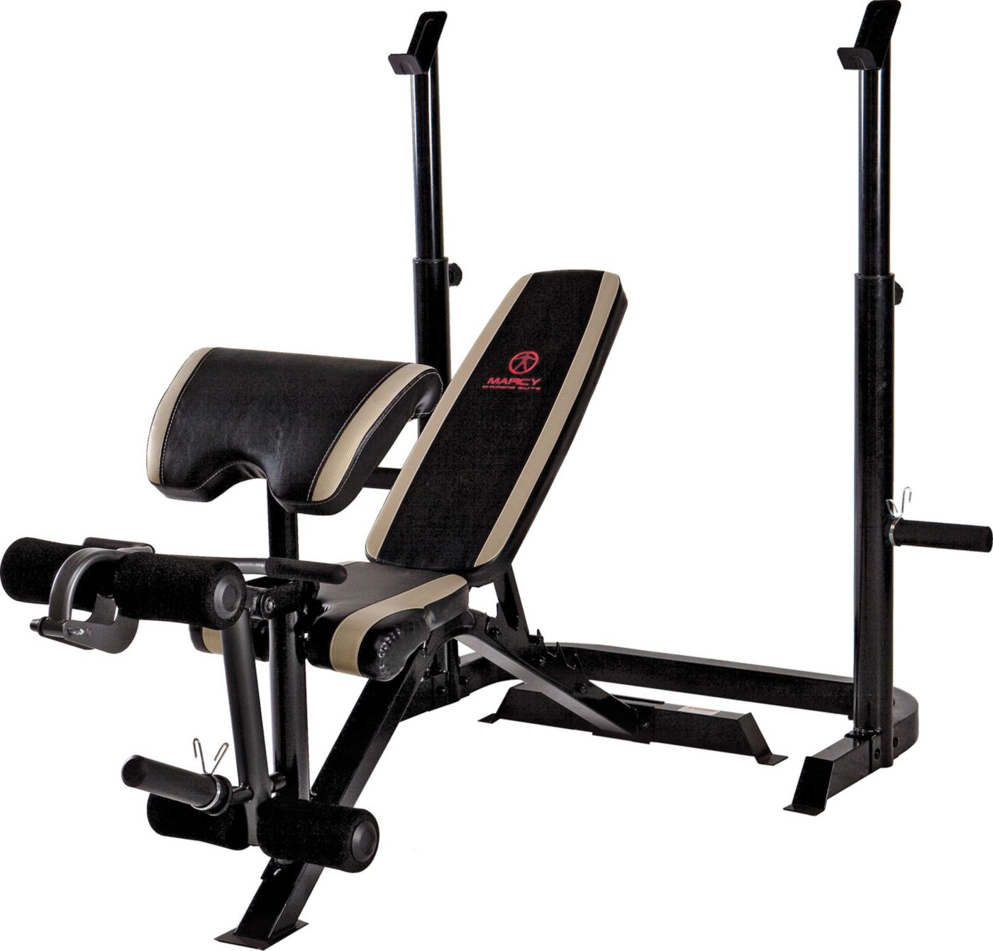Marcy Two-Piece Olympic Weight Bench