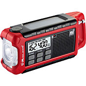 Midland E+READY Compact Emergency Crank Weather Alert Radio