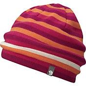 Mountain Hardwear Men's Stripes Reversible Dome Beanie