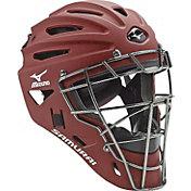 Mizuno Adult Samurai G4 Catcher's Helmet