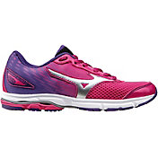 Mizuno Kids' Grade School Wave Rider 19 Running Shoes