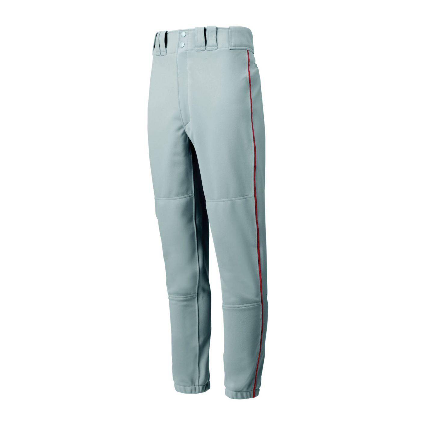 Mizuno Boys' Select Piped Baseball Pants