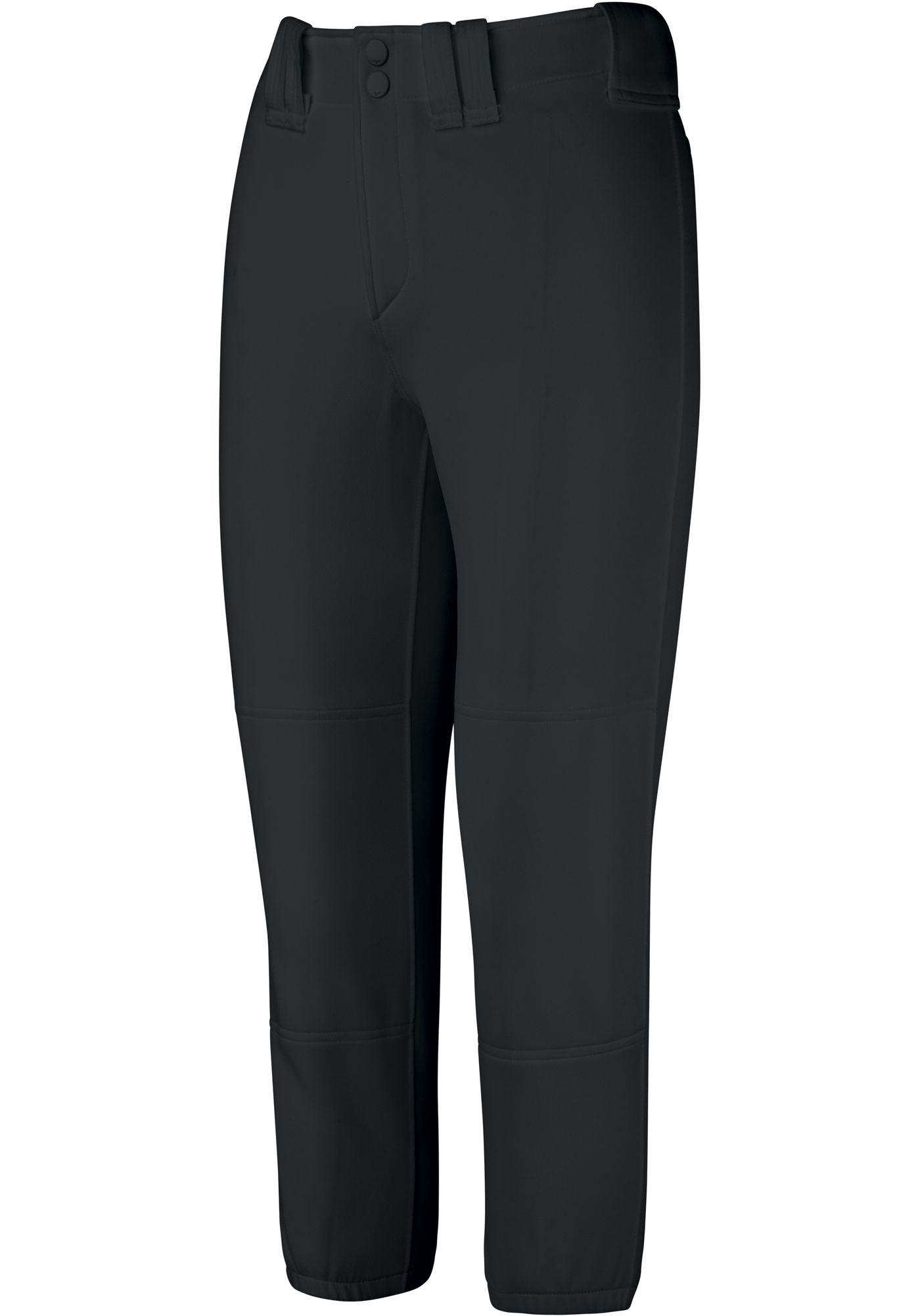 Mizuno Girls' Belted Softball Pants