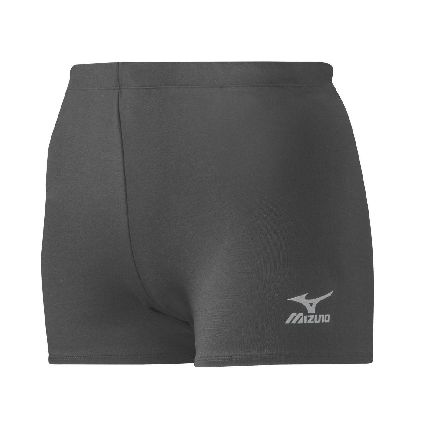 """Mizuno Core Flat Front Vortex Hybrid 3.5"""" Volleyball Shorts"""