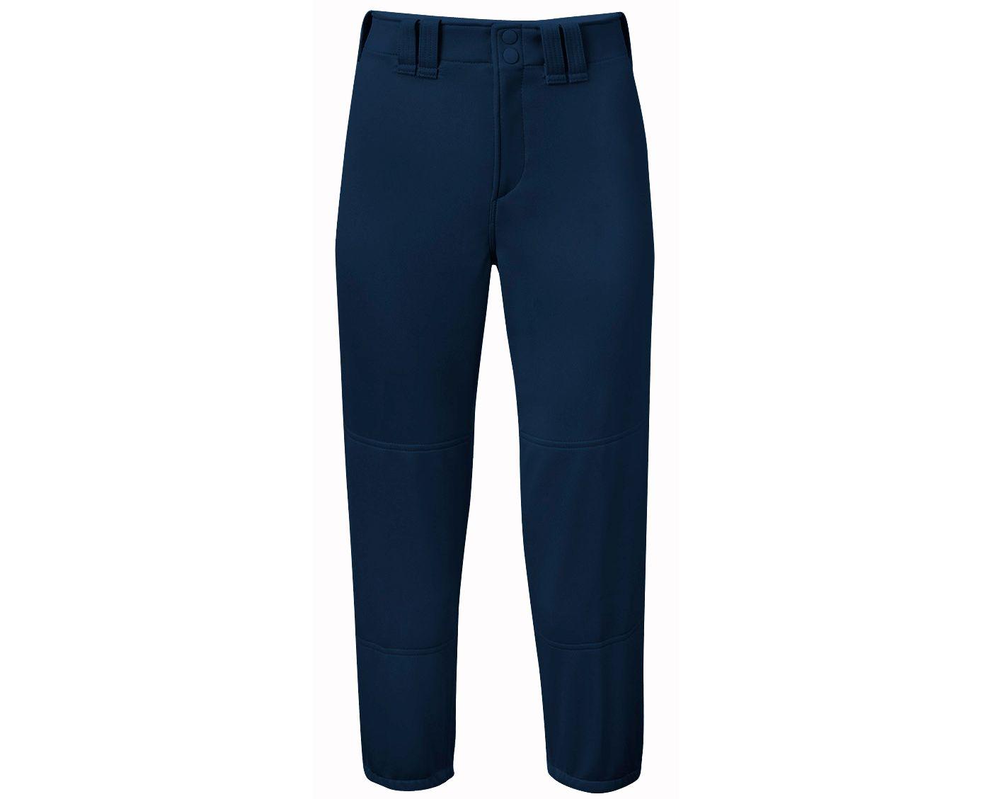 Mizuno Women's Select Low Rise Fastpitch Pants w/ Belt Loops