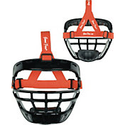 Markwort Game Face Black Softball Safety Face Guard - Large